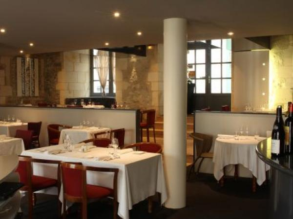 Le Scorlion Restaurant, at St Jean d'Anglely